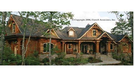 Mountainside Home Plans | small mountain home plans mountain home plans with