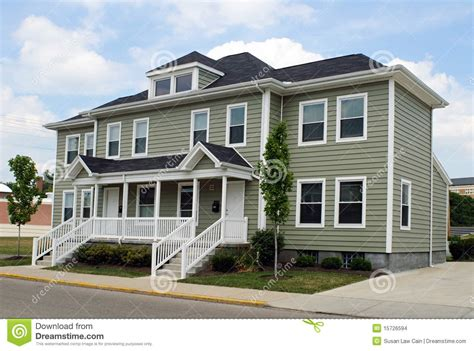 appartment complexes apartment complex stock images image 15726594