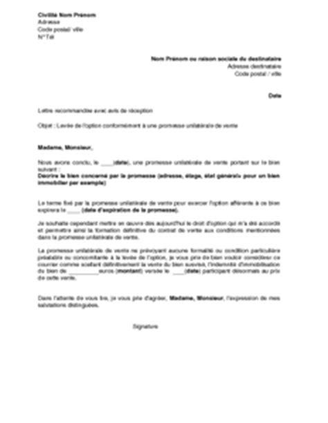 Exemple De Lettre Levée D Option D Achat Option Dachat Et Option De Vente Avec Un Exemple Prix Du Gaz Europ 233 En