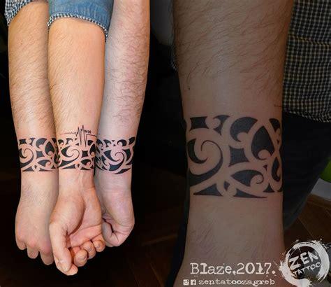 maori wrist tattoo maori bracelet by blaze www