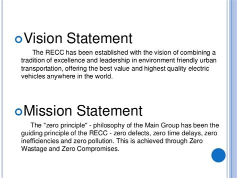 Byu Mba Mission Statement by Electric Car Reva