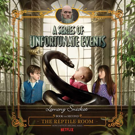 the reptile room the reptile room audiobook by lemony snicket for just 5 95