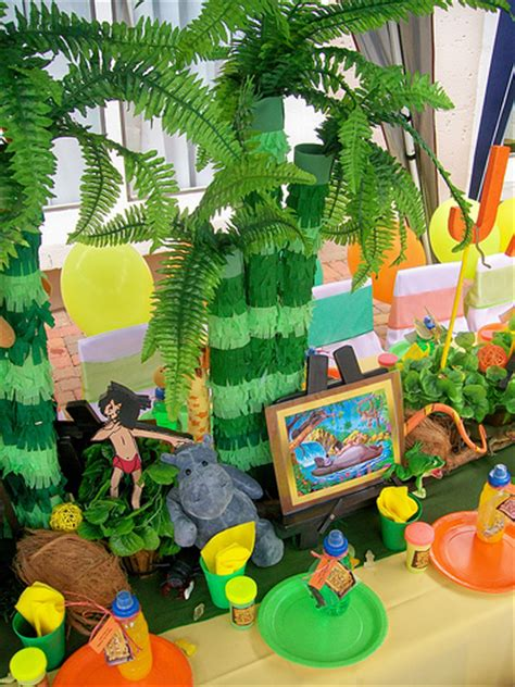 jungle book themed birthday party quot jungle book quot party flickr photo sharing