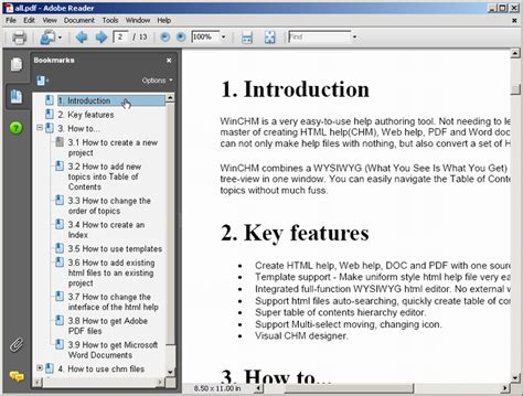design html file wordtohelp doc to chm word to chm converter create chm