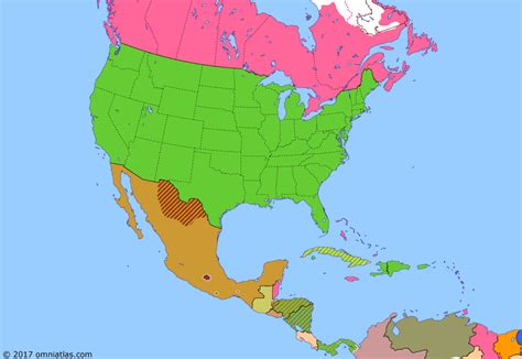 united states enters the great war historical atlas of