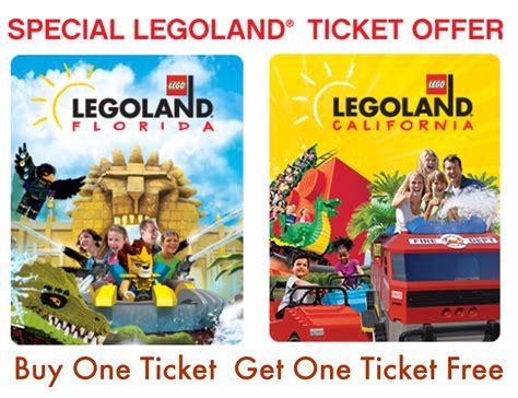 printable legoland tickets buy 1 get 1 free tickets to legoland