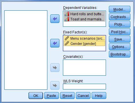 spss tutorial glm tutorial analisis glm multivariate dengan spss