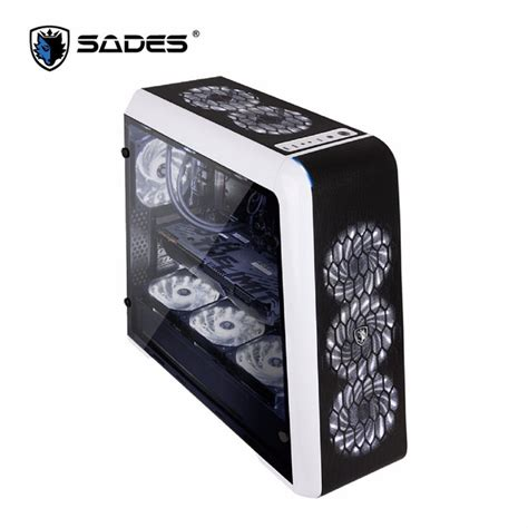 Casing Pc Gaming Sades Horus Free 3 Led sades價格比價推薦 愛逛街