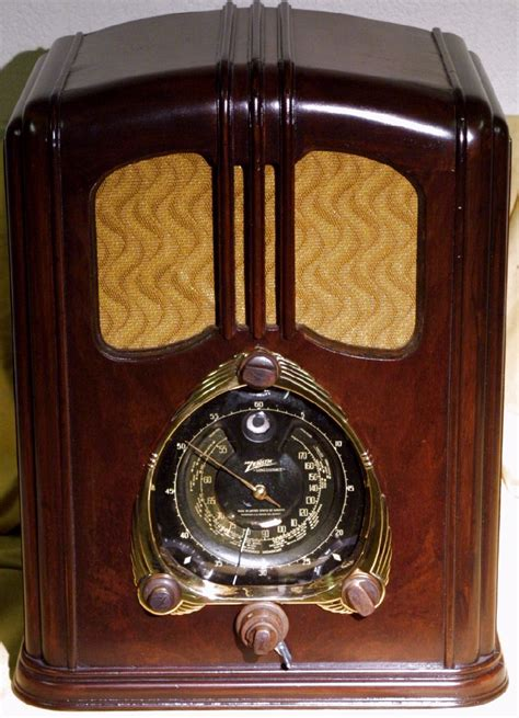 antique radio a g tannenbaum