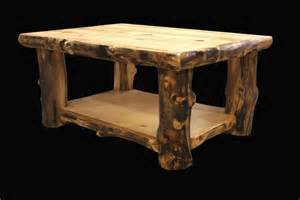Cabin Coffee Tables Log Coffee Table Country Western Rustic Cabin Wood Table Living Roo