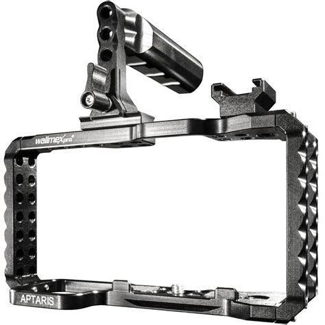 walimex pro aptaris light weight cage for sony nex cameras