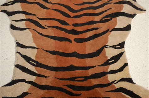 tiger rugs for sale vintage quot tiger quot rug at 1stdibs