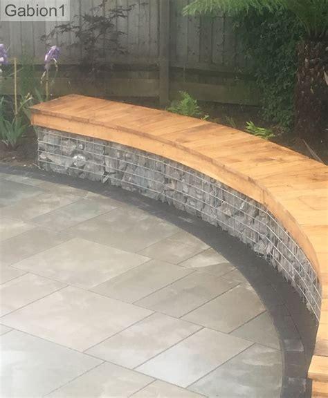 garden wall bench best 20 curved bench ideas on pinterest