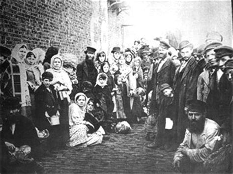 the pogroms
