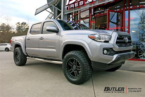Rims For Toyota Tacoma Toyota Tacoma Custom Wheels Black Rhino Mojave 18x Et