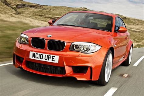 Bmw 1 Series Price Used by Bmw 1 Series M Coupe From 2011 Used Prices Parkers
