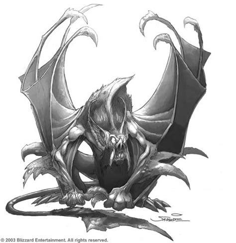 gargoyle wowwiki fandom powered by wikia