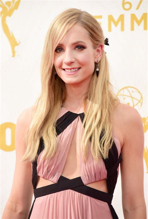 Downton Abbey S Joanne Froggatt Looks Sexy In Cut Out Floaty Gown At Emmy Awards Celebrity