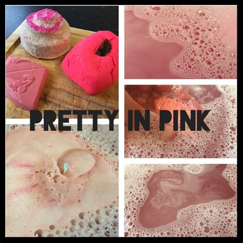 5 Things Pink And Pretty by All Things Lush Uk Lush Cocktail Pretty In Pink
