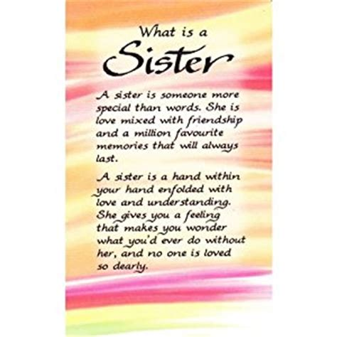 What Is A Gift Card - blue mountain arts wallet card what is a sister amazon co uk toys games