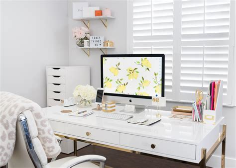 white and gold writing desk white and gold writing desk under 500 fancy things