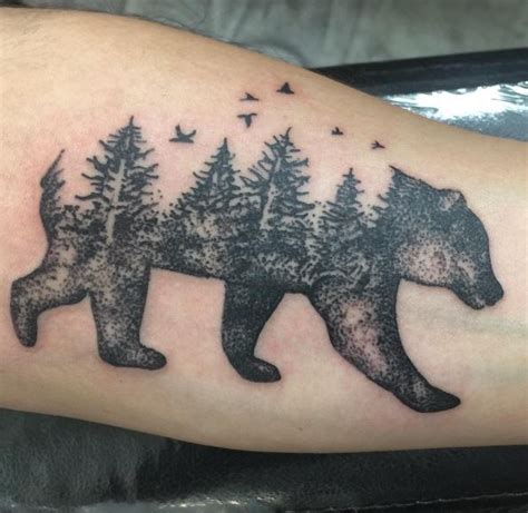 me to you bear tattoo designs tree beatiful tree