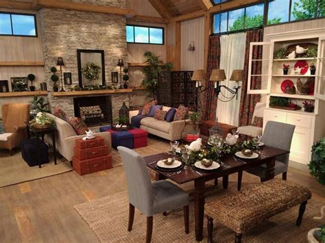 qvc home decor qvc built this set just for valerie parr hill to show her