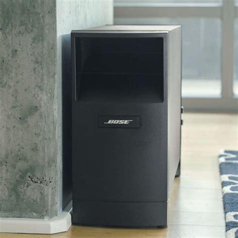 Bose Acoustimass 6 Speaker System bose acoustimass used speaker malaysia used home