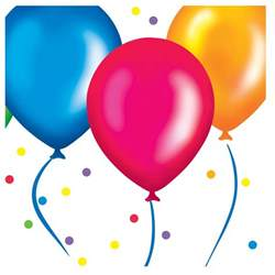 birthday balloon party favors ideas