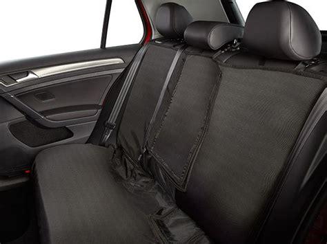 volkswagen seat covers tiguan 2015 volkswagen tiguan rear seat covers with tiguan logo
