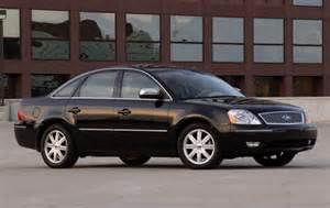 2006 ford five hundred information and photos zombiedrive