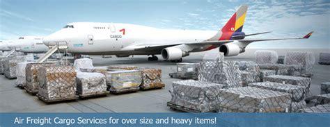air freight cargo services