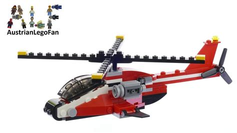 Lego Creator 31057 Air Blazer lego creator 31057 air blazer lego speed build review
