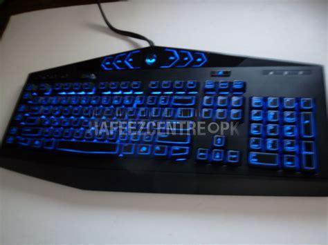 alienware light up keyboard alienware tactx usb multimedia backlit gaming keyboard in