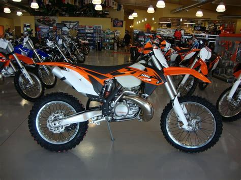 Ktm 250 Dirt Bike For Sale 2013 Ktm 250xc 250 Xc Dirt Bike For Sale On 2040motos