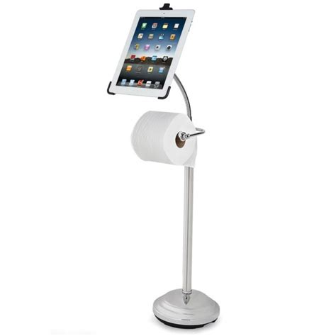 ipad holder bathroom bathroom ipad stand toilet paper holder