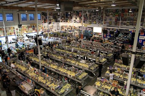 Records In California Amoeba In La S Iconic Record Store