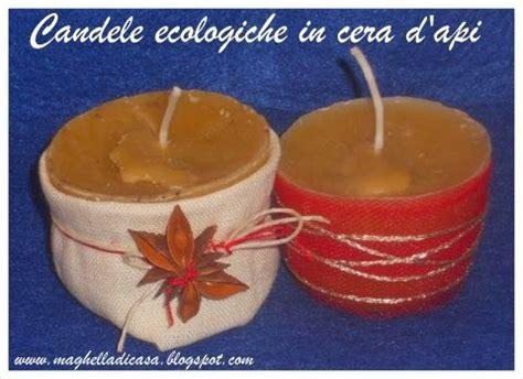 candele ecologiche candele ecologiche in cera d api fai da te creazioni