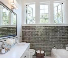 Gray Bathroom Tile Ideas by 29 Gray And White Bathroom Tile Ideas And Pictures