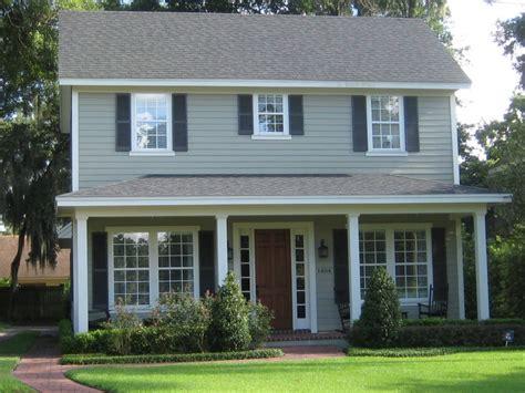 grey brick house exterior design minimalist two story american house exterior design with grey brick wall color using