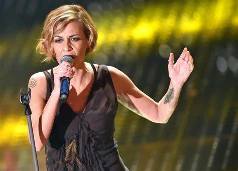 irene zerbini irene grandi quot il volo all eurovision non sono d accordo