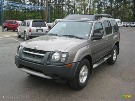 2003 granite metallic nissan xterra xe v6 47252118 gtcarlot car color galleries