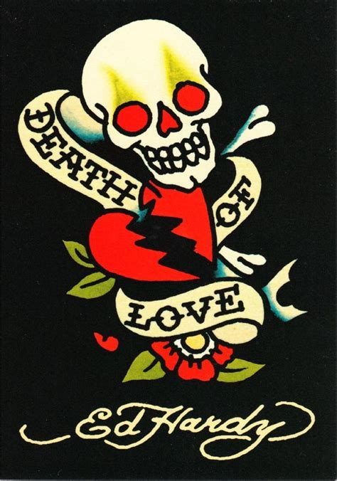 ed hardy skull tattoo designs 224 best images about ed hardy on don ed hardy