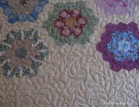 grandmother s flower garden quilt www quiltsonbastings blo flickr