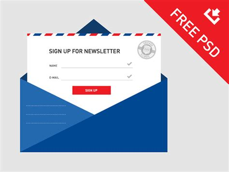 newsletter signup form template newsletter signup forms that rock inspirations