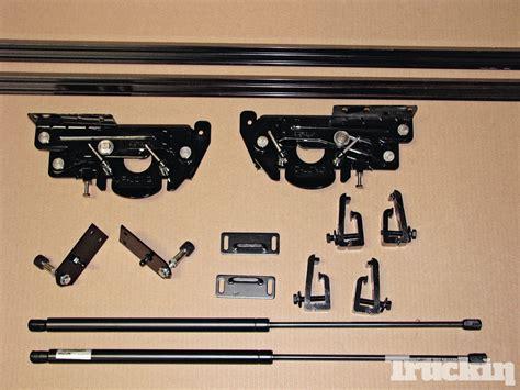 2009 Dodge Ram Tonneau Cover Parts Photo 2