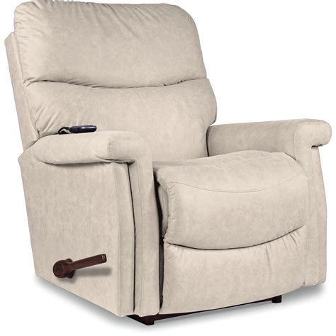 Heated Recliners by Baylor Reclina Rocker 174 Recliner W Two Motor U0026