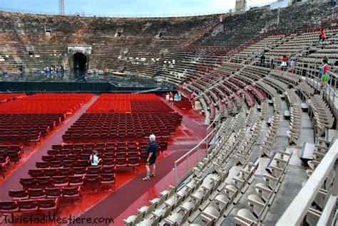 arena di verona interno visita all arena di verona