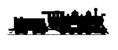 train silhouette clipart clipart suggest