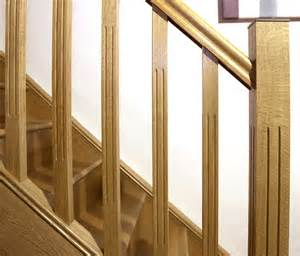 Stairs And Spindles by Tuscan Fluted Square Spindles 1100mm X 41mm X 41mm Gq